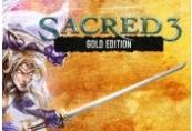 Sacred 3 Gold RU VPN Required Steam CD Key