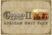 Crusader Kings II - African Unit Pack DLC Steam CD Key