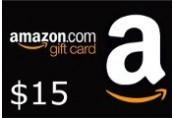 Amazon $15 Gift Card US
