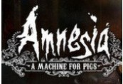Amnesia: A Machine for Pigs Steam CD Key