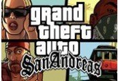 Grand Theft Auto: San Andreas Steam Gift