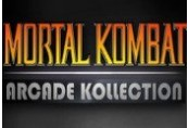 Mortal Kombat Arcade Kollection Steam CD Key