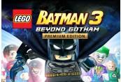 LEGO Batman 3: Beyond Gotham Premium Edition Steam CD Key