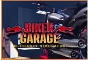 Biker Garage: Mechanic Simulator Steam CD Key