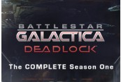 Battlestar Galactica Deadlock Season One Bundle Steam CD Key