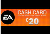 EA Origin €20 Cash Card DE, FR, IT, NL, ES