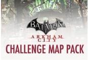 Batman: Arkham City - Challenge Map Pack DLC US PS3 CD Key