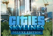 Cities: Skylines Deluxe Edition RU VPN Required Steam CD Key