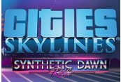 Cities: Skylines - Synthetic Dawn Radio DLC RU VPN Required Steam CD Key