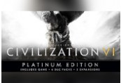 Sid Meier's Civilization VI: Platinum Edition RoW Steam CD Key