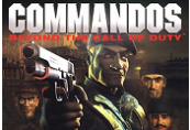 Commandos: Beyond the Call of Duty Steam CD Key