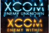 XCOM: Enemy Unknown + XCOM Enemy Within Expansion Pack Steam CD Key