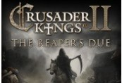 Crusader Kings II - The Reaper's Due DLC Steam Altergift