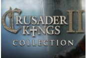 Crusader Kings II Collection 2014 Steam CD Key