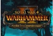 Total War: WARHAMMER II - Curse of the Vampire Coast DLC EU Steam CD Key