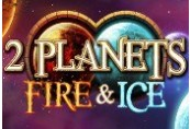 2 Planets Fire and Ice Steam CD Key