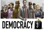 Democracy 3 EU Steam CD Key