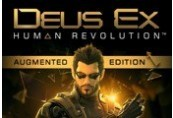 Deus Ex: Human Revolution Augmented Edition EU Steam CD Key