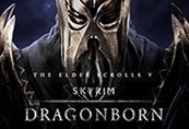 The Elder Scrolls V: Skyrim - Dragonborn DLC EU Steam CD Key