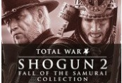 Total War Shogun 2: Fall Of The Samurai Collection RoW Steam CD Key