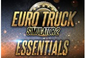 Euro Truck Simulator 2 Essentials Bundle Steam CD Key