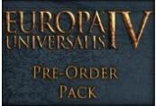 Europa Universalis IV - PRE-ORDER Bonus DLC Steam CD Key