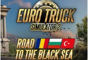 Euro Truck Simulator 2 - Road to the Black Sea DLC Steam CD Key