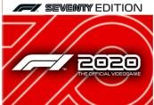 F1 2020 Seventy Edition Steam CD Key