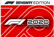 F1 2020 Seventy Edition EU Steam CD Key