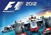 F1 2012 Steam CD Key