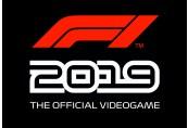 F1 2019 - Anniversary Edition PRE-ORDER Steam CD Key