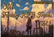 RPG Maker VX Ace - 8bit Fantasy RPG Tracks Vol.1 DLC Steam CD Key