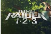 Tomb Raider I + II + III Bundle Steam CD Key