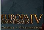 Europa Universalis IV - Cradle of Civilization DLC Steam CD Key