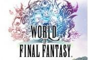 WORLD OF FINAL FANTASY TR Steam CD Key