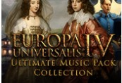 Europa Universalis IV - Ultimate Music Pack DLC Steam CD Key