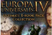 Europa Universalis IV - Ultimate E-book Pack DLC Steam CD Key