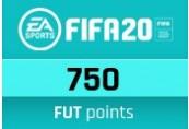 FIFA 20 - 750 FUT Points DE PS4 CD Key
