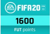 FIFA 20 - 1600 FUT Points US PS4 CD Key