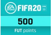 FIFA 20 - 500 FUT Points DE PS4 CD Key
