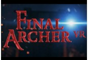 FINAL ARCHER VR Steam CD Key