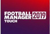 Football Manager Touch 2019 EU Steam CD Key
