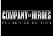 Company of Heroes Franchise Edition ROW Steam CD Key