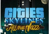 Cities: Skylines - All That Jazz DLC RU VPN Required Steam CD key