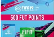 FIFA 19 - 500 FUT Points XBOX One CD Key