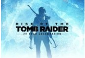 Rise of the Tomb Raider: 20 Year Celebration Edition EU XBOX One CD Key