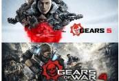 Gears 5 + Gears of War 4 Bundle XBOX One CD Key