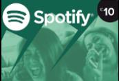 Spotify 10 EUR DE Pre-Paid