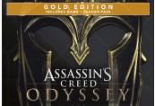 Assassin's Creed Odyssey Gold Edition EU Uplay CD Key
