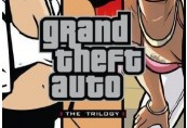 Grand Theft Auto Trilogy Pack Steam CD Key